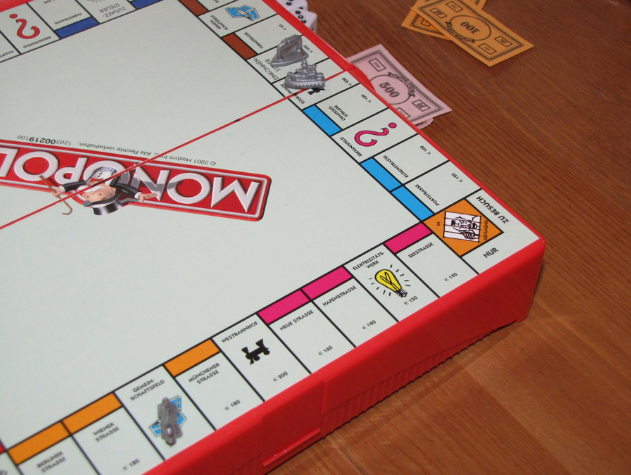 outside in management monopoly control