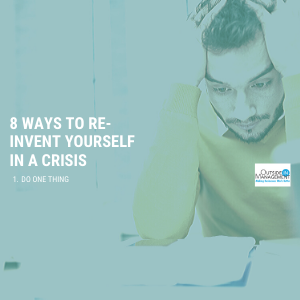 8 ways to re-invent yourself in a crisis fb
